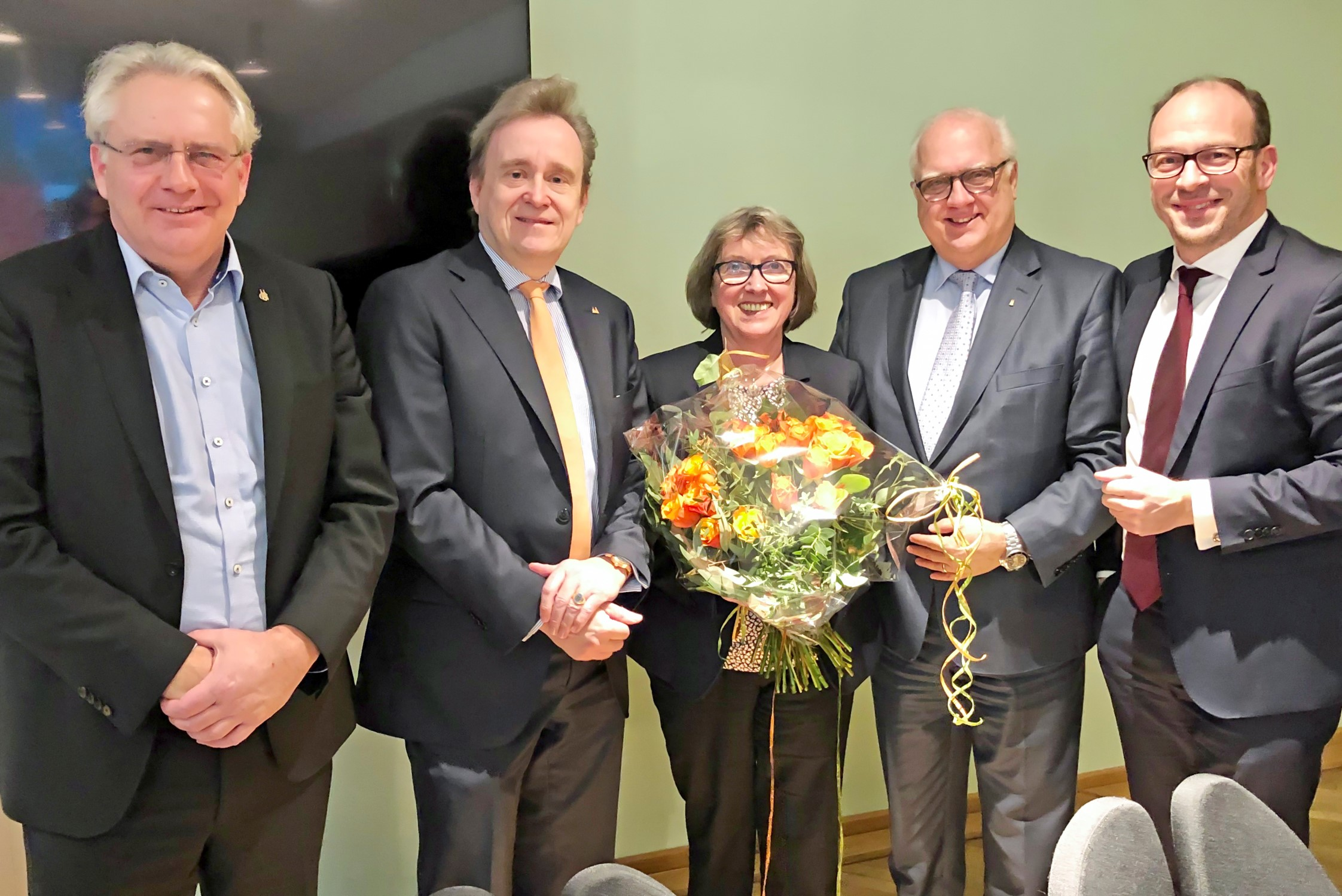 25 Jahre im Rat der Stadt Köln