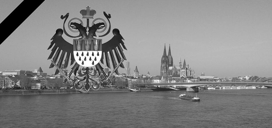 Die CDU Köln trauert um Heinz Soénius
