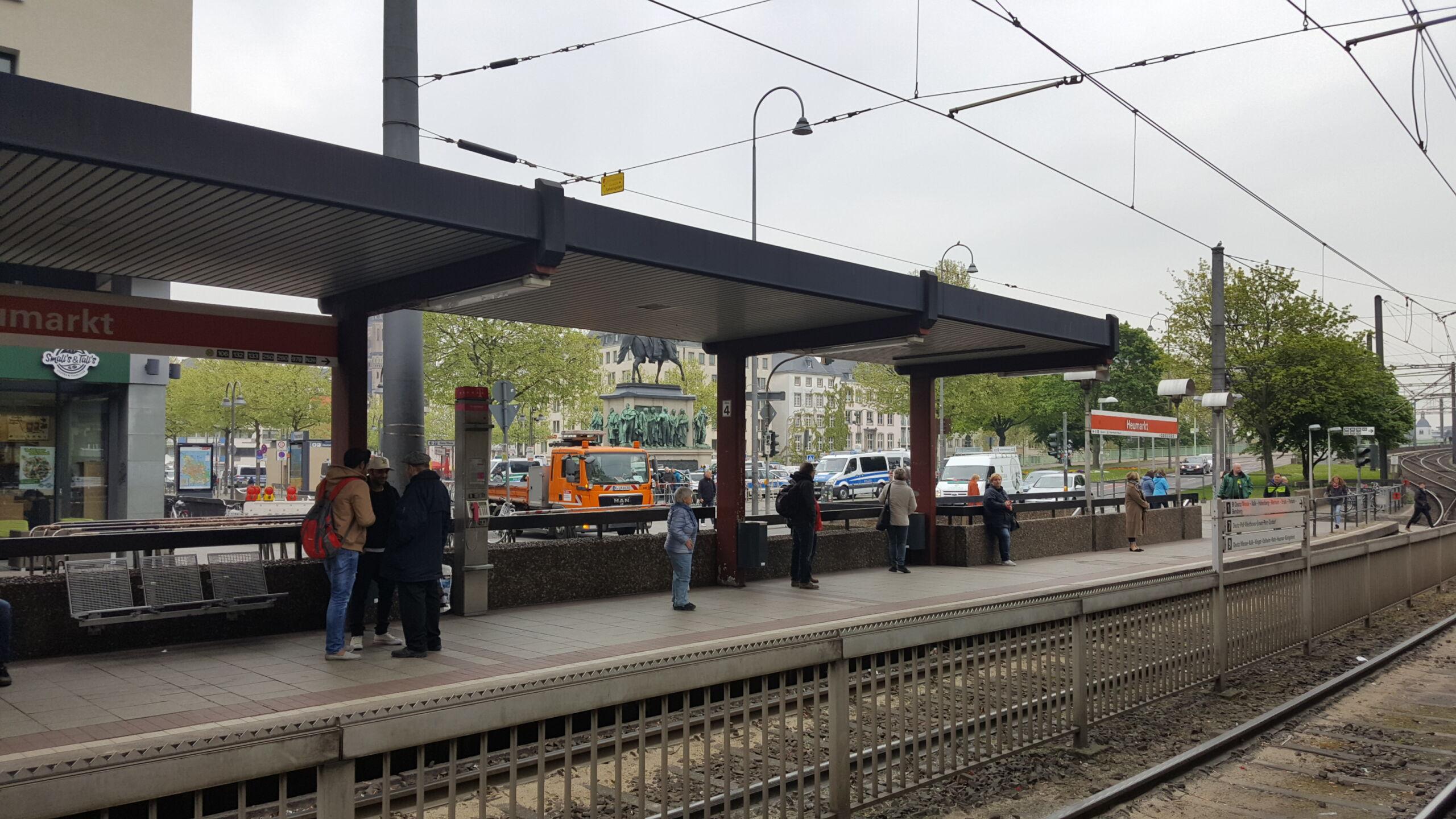 Einigung zur Nord-Süd-Stadtbahn zwischen Stadt Köln und ARGE