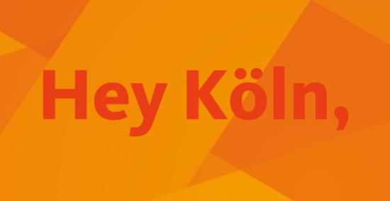 Hey CDU Köln