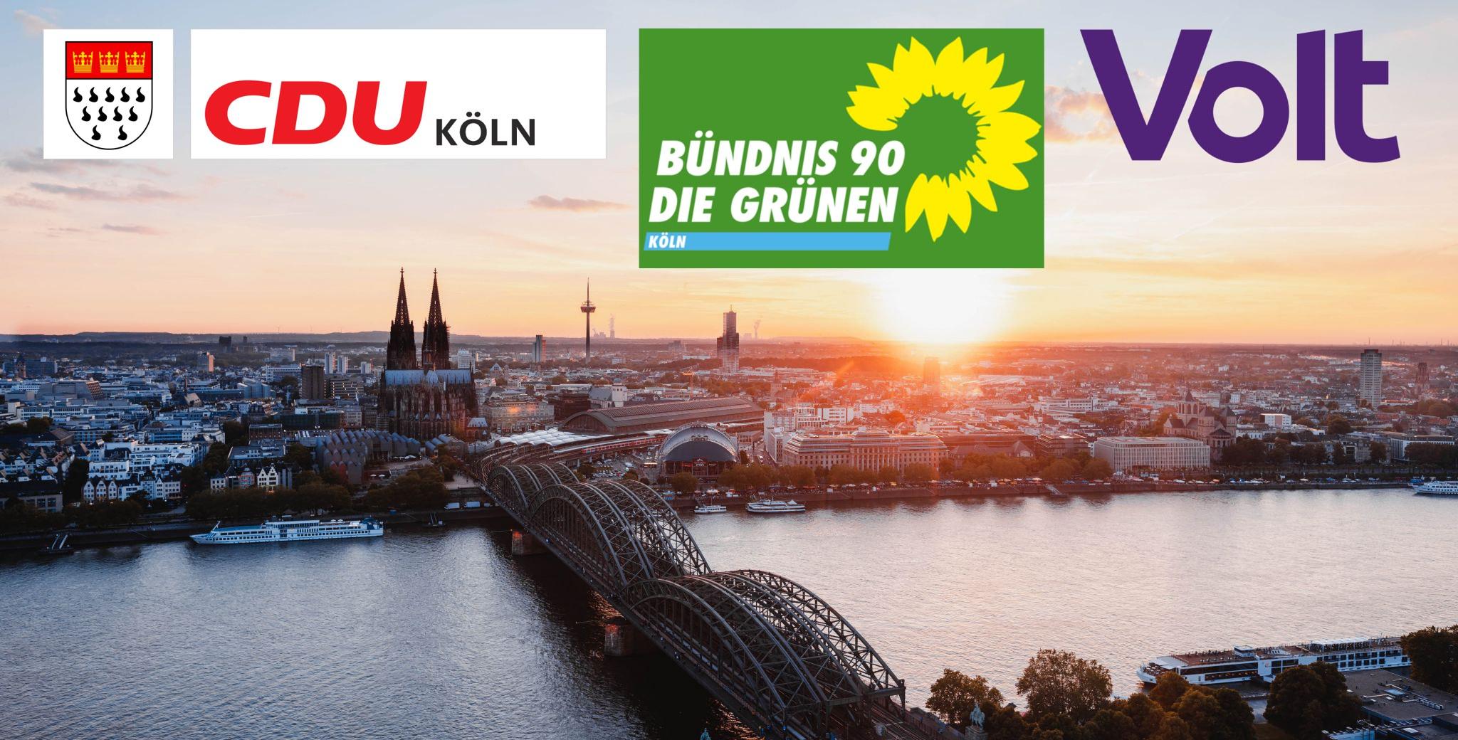Gemeinsam für Köln – ein Bündnis für eine nachhaltige, zukunftsgewandte und verlässliche Stadtpolitik